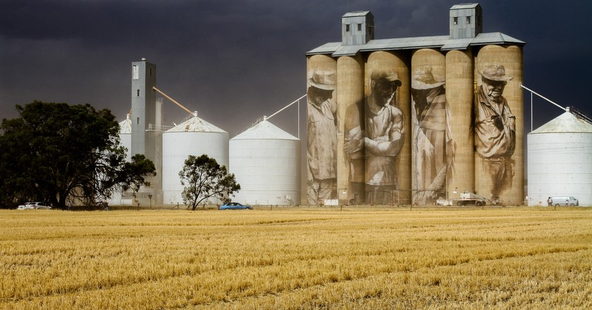 Courtsey Silo Art Trail