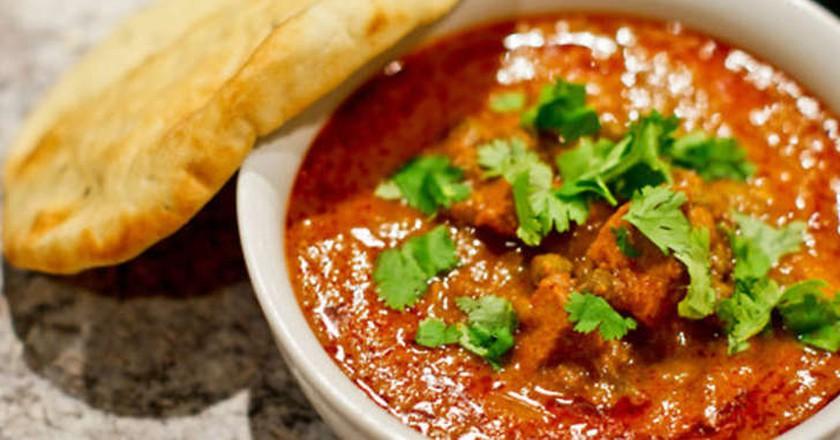 Tikka masala curry at Chowpaty in Nairobi |Courtesy of Chowpaty