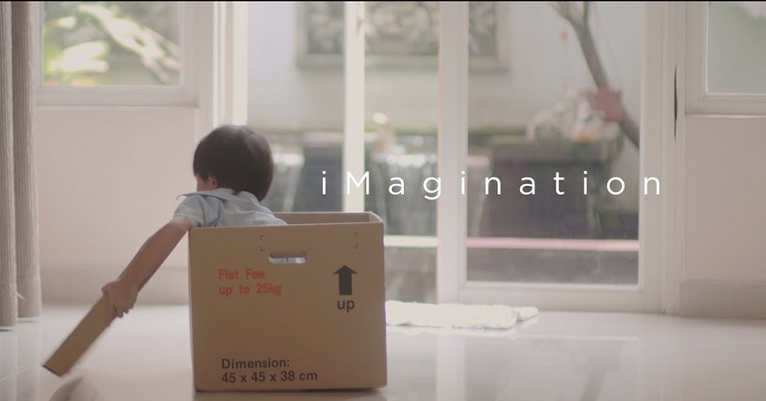 'Imagination' (Directed by The Ming Thing) | Courtesy of CORE Studios