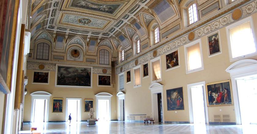 National Archeological Museum of Naples   © Livia Hengel