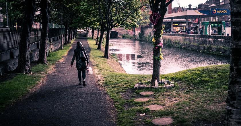 A Rainy Day in Dublin | © Giuseppe Milo/ Flickr