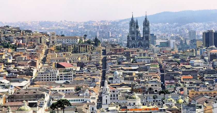 Quito | © DEZALB/pixabay