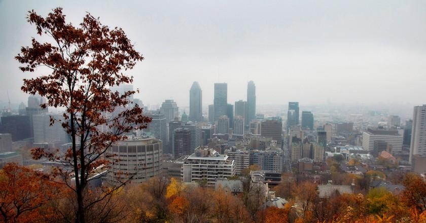 Fall colors in Montreal | © Artur Staszewski / Flickr