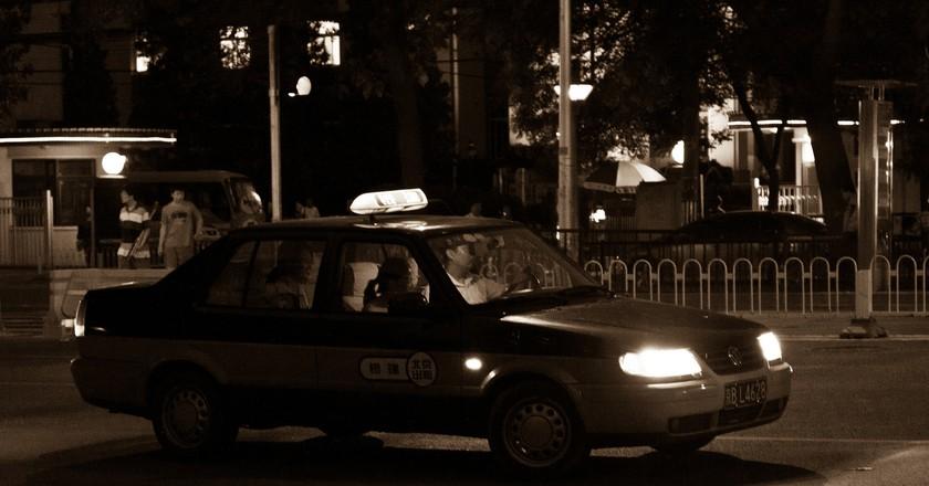 Beijing cab | © Nikolaj Potanin / Flickr