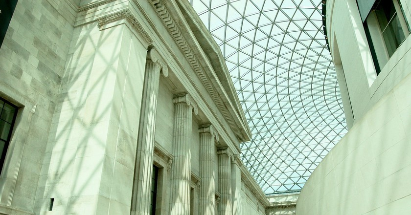 British Museum | © jtweedie1976/Flickr
