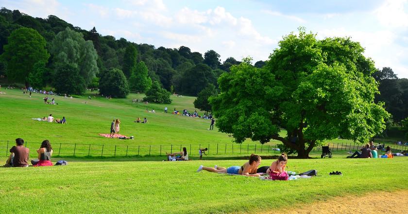 Hampstead Heath | © Ben Sutherland/Flickr