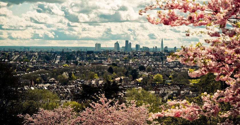 London skyline | © Adrian Snood/Flickr