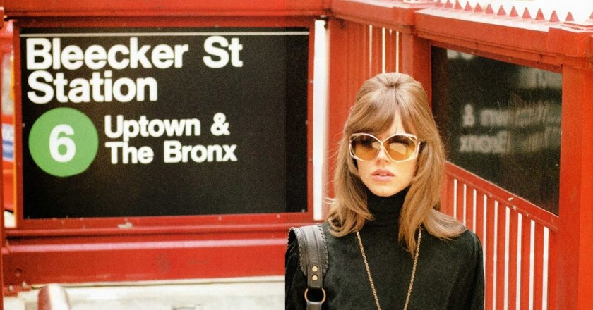 © Freja Beha Erichsen by Terry Richardson for Vogue Nippon