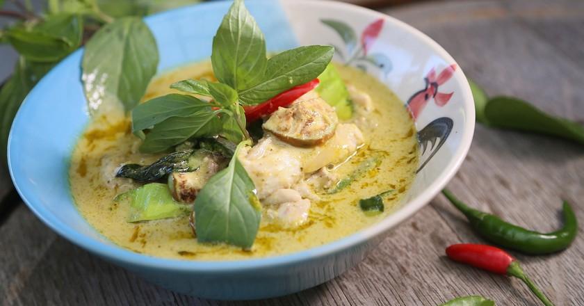Green curry | © huahommag / Pixabay