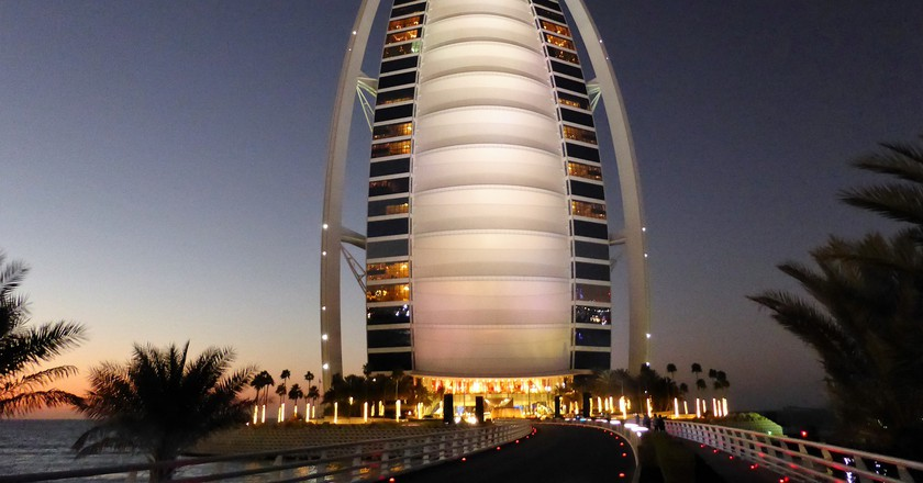 Burj Al Arab | © Wolk9/Pixabay