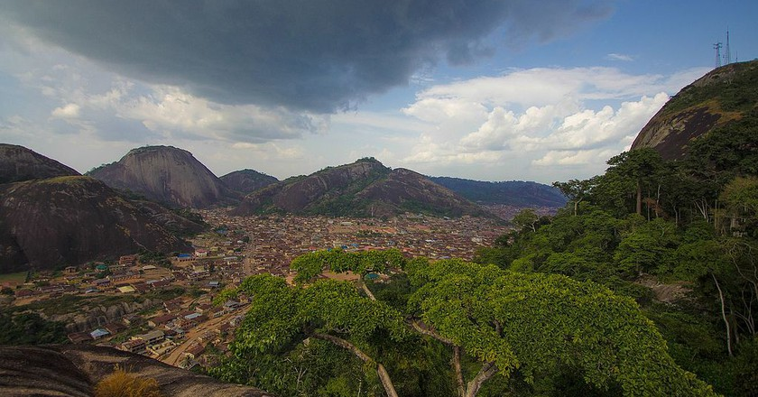 A view of Idanre Hills |© Ayobami Macaulay / Wikimedia