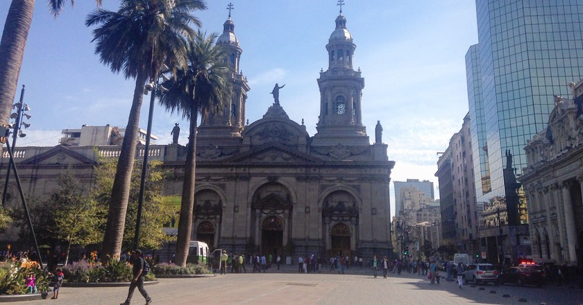 Plaza de Armas  | © Lucy Pierce