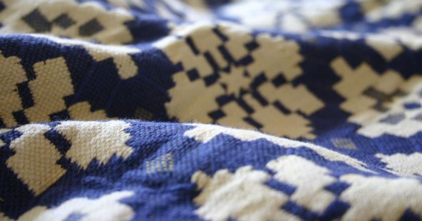 Indian Textiles   © Till Westermayer/Flickr