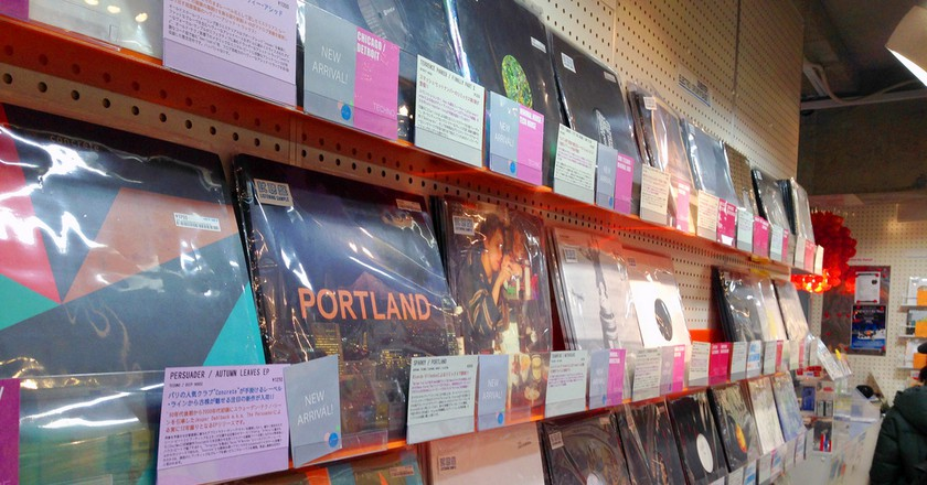 The Best Record Stores You Can Find in Japan