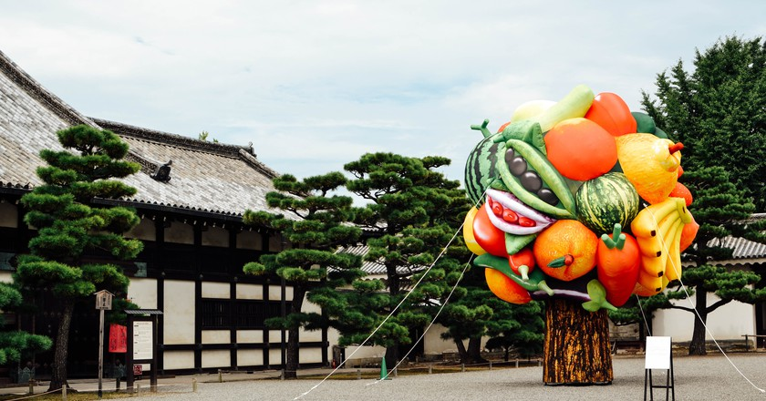 'Fruit Tree' by Choi Jeonghwa | © Judith LaFaver