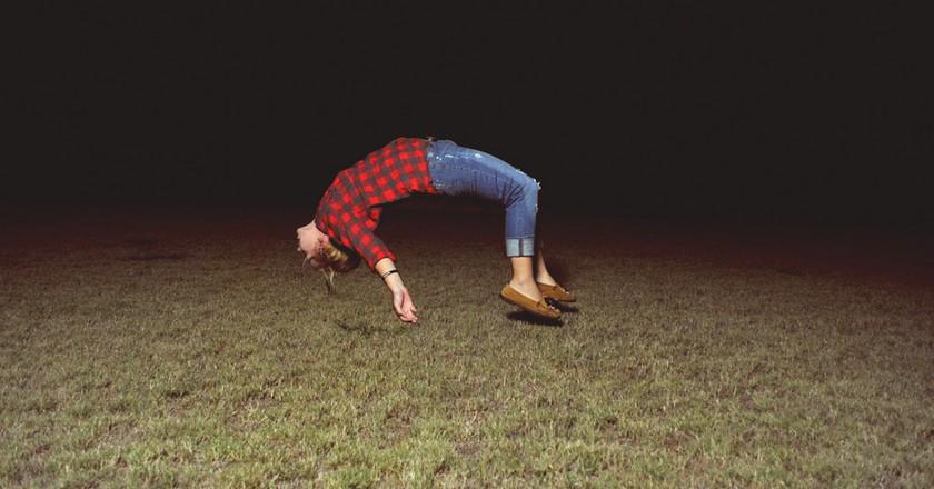 Levitation │© Ashley Campbell / Flickr