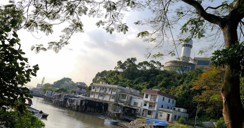 The Ghost Islands Surrounding Hong Kong