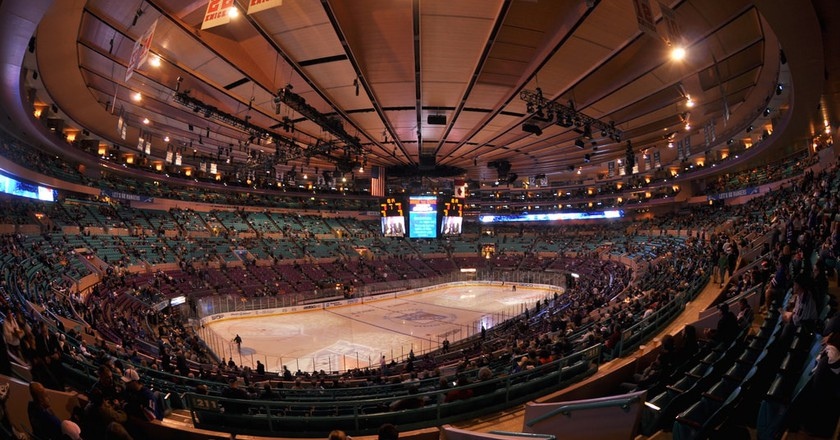 Madison Square Garden | © Ludovic Bertron / Flickr
