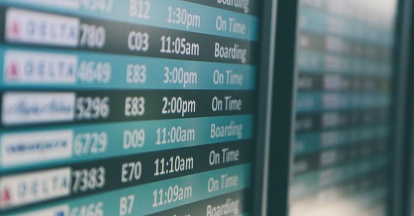 Airport│© Matthew Smith/Unsplash
