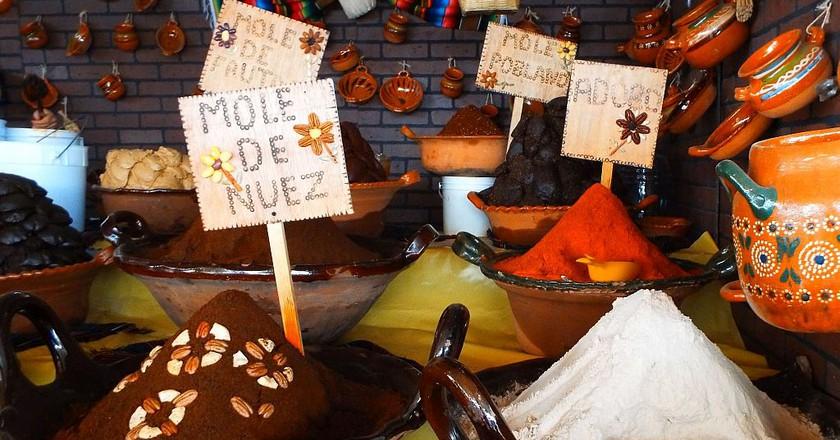 Moles at National Mole Fair | © Lydia Carey