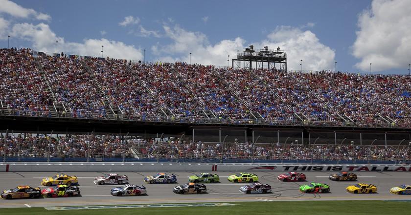 NASCAR   © skeeze / Pixabay