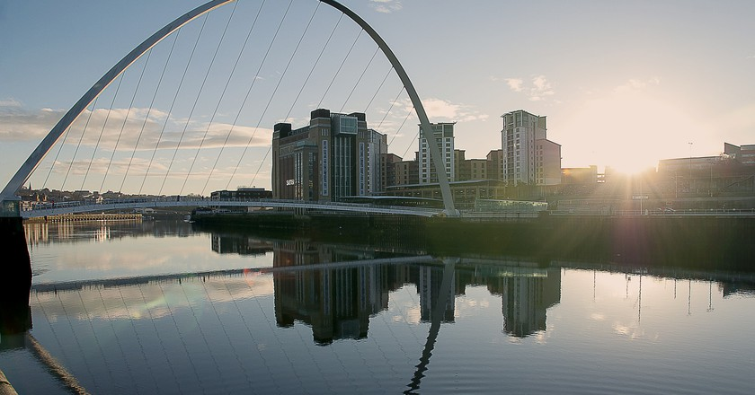 Newcastle Quayside | © Mike Smith/Flickr