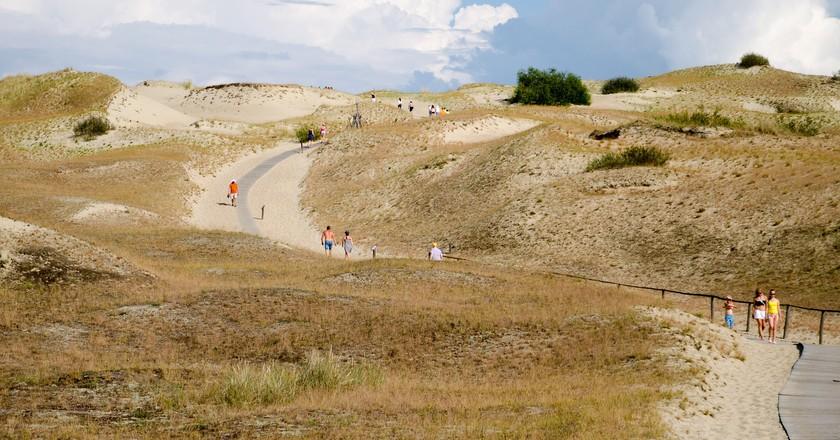 Nida sand dunes  © Raido/Flickr