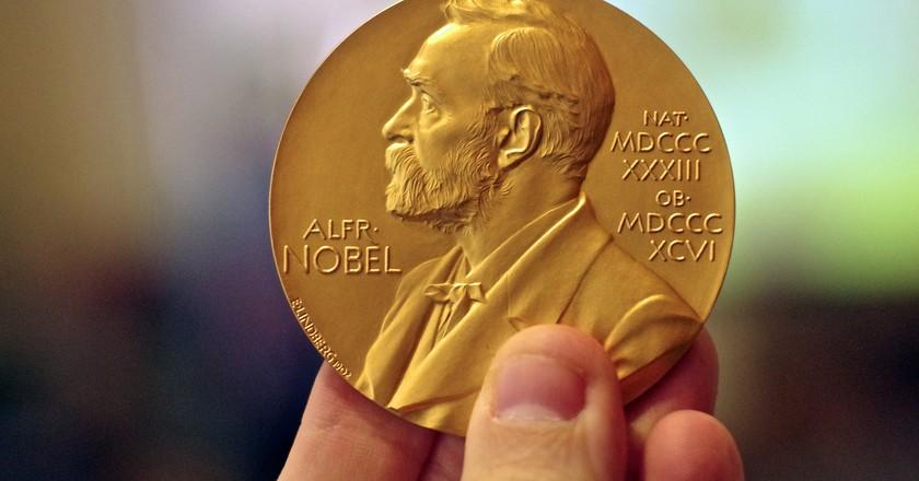 Prestigious Nobel Prize   © Adam Baker / Flickr