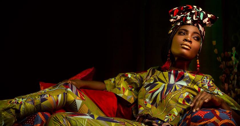 O'milua fashion line   Courtesy of O'milua