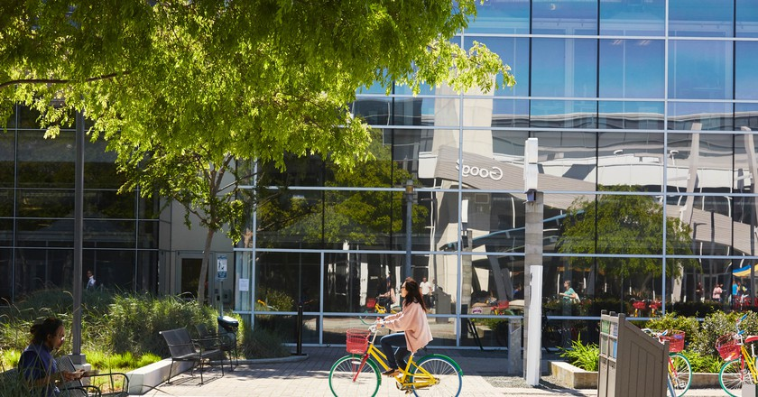 Google HQ | © Google