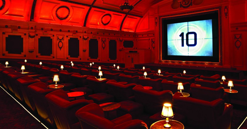 The Electric Cinema | Courtesy of The Electric