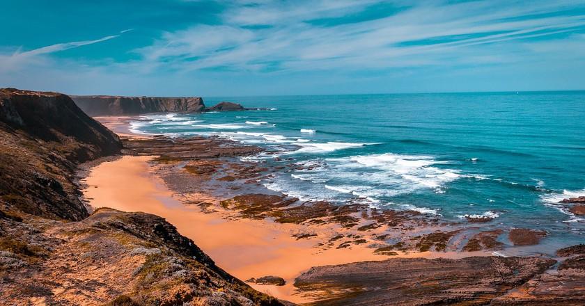 Portuguese coast   © Ddzphoto / Pixabay