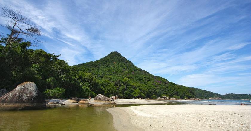 Dois Rios beach | © Nathan Chor/WikiCommons