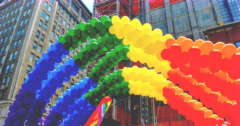 NYC Pride | © gagnonm1993 / Pixabay