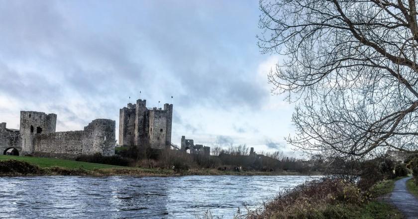 Trim Castle on the River Boyne   © William Murphy/ Flickr