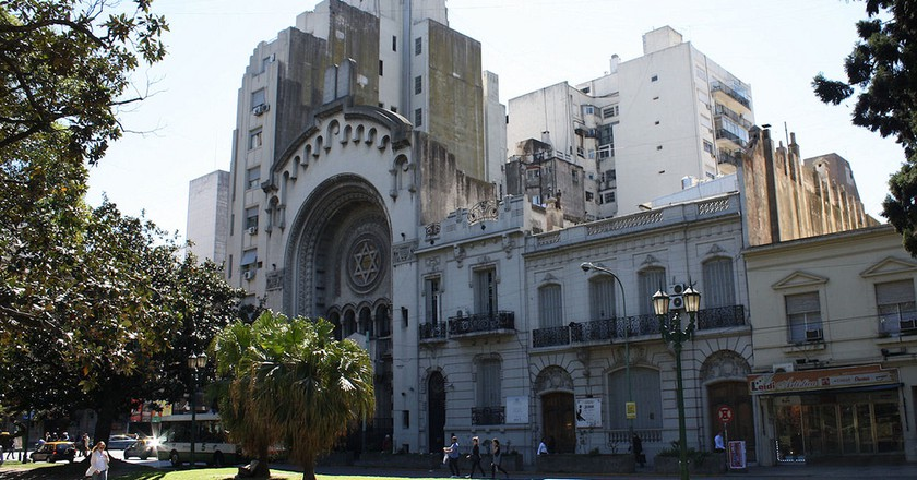 One of the many synagogues in Buenos Aires   © Robert Cutts/Flickr