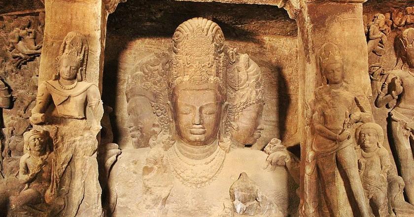 Elephanta Caves   © Ronakshah1990 /WikiCommons