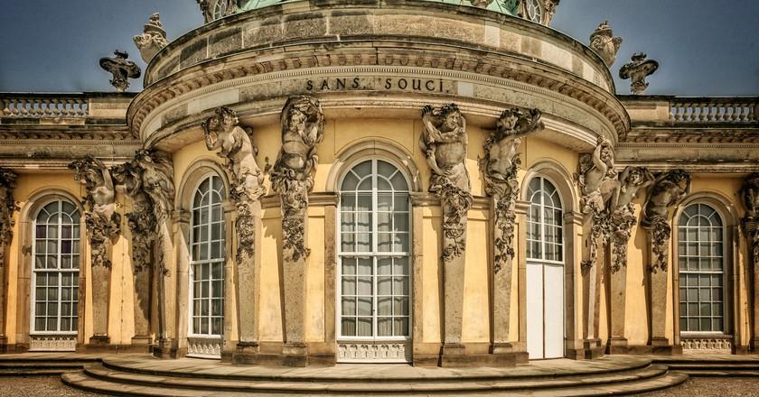 Sanssouci Park | © Pixabay