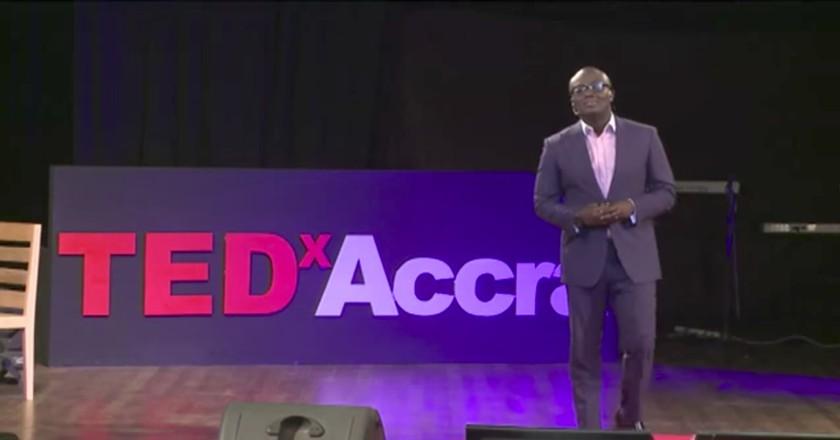 Courtesy of TEDx