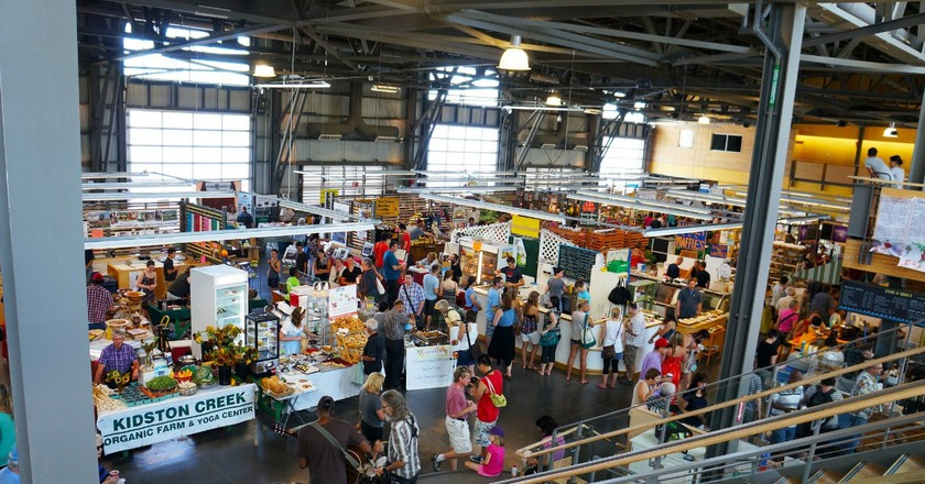Seaport Farmers' Market | © Nicole Bratt/Flickr