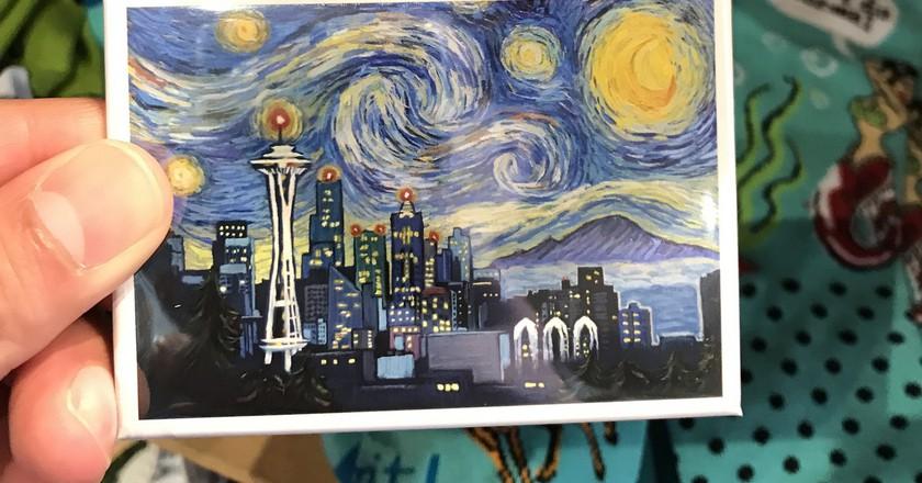 Seattle Souvenir | © Kiewic / Flickr
