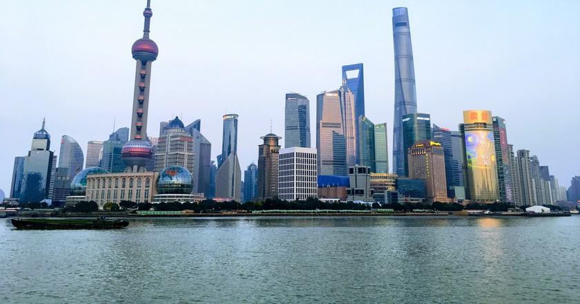 Shanghai, China | © 简体中文 /Pixabay