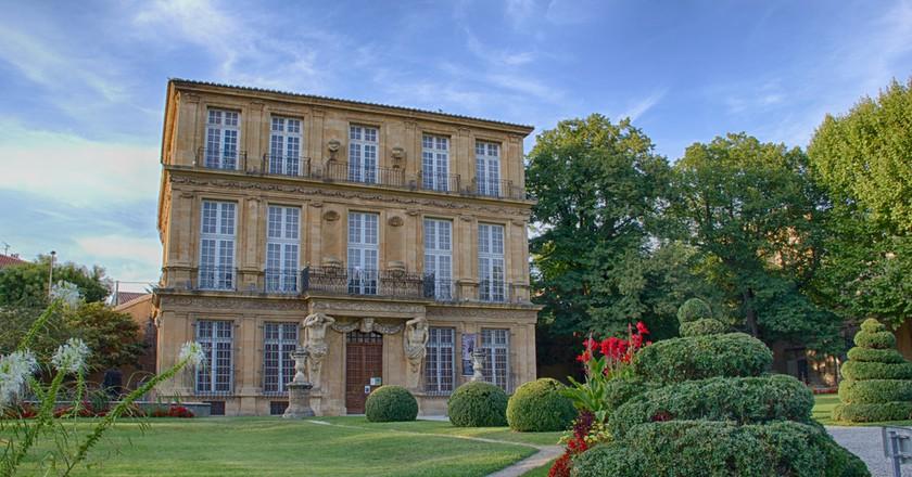 The Pavilion Vendôme in Aix | © Luca Quadrio/Shutterstock