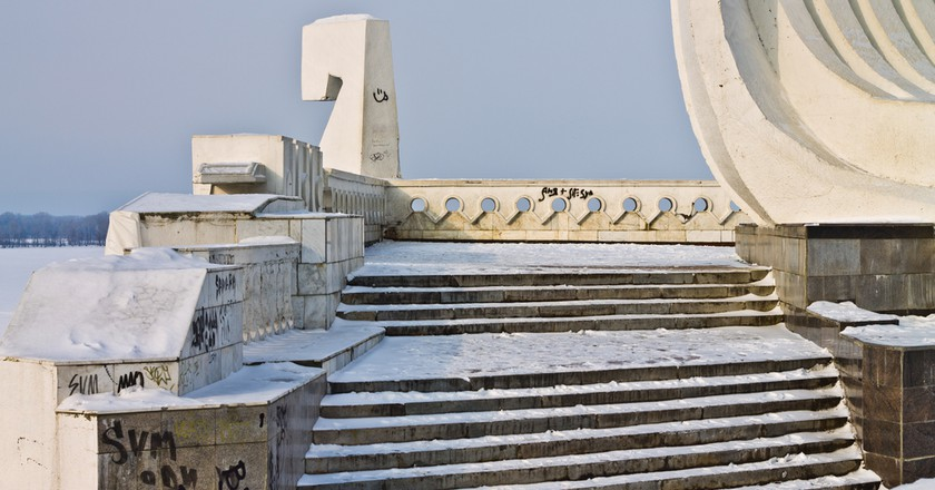 Ladya Monument I © tam_odin / Shutterstock
