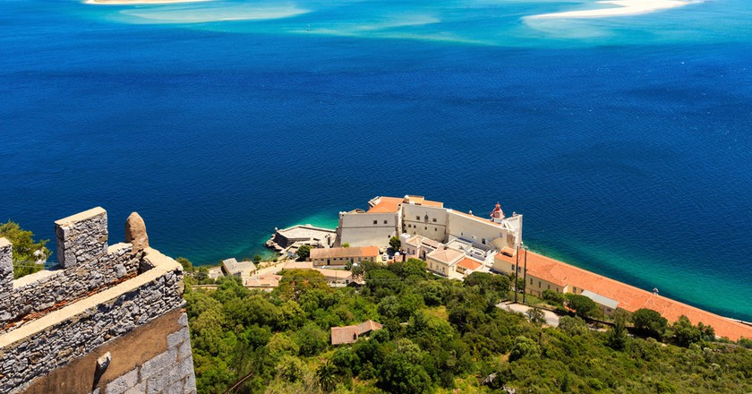 View from Setúbal | ©  Landscape Nature Photo / Shutterstock