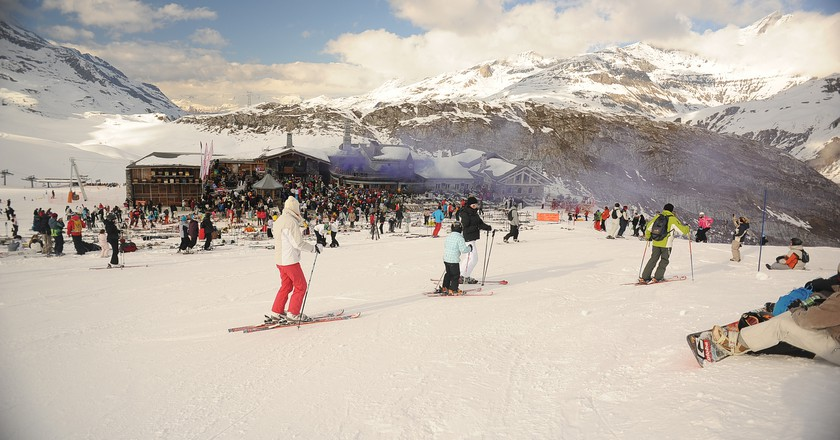 ski festival | ©Edward Simpson / Flickr