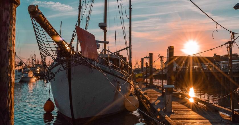 Steveston sunsets   © Hayley Simpson
