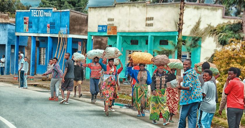 Street scenes in Rwanda | © Mugisha Don de Dieu / Flickr