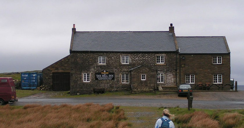 The best pubs in the yorkshire dales.