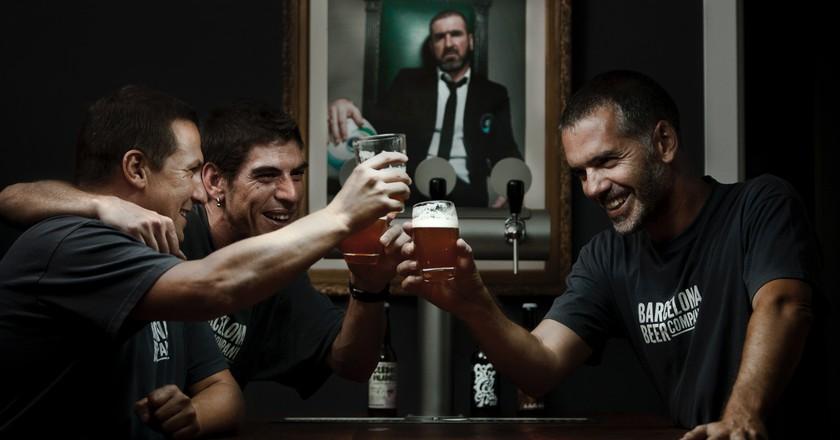 Courtesy of Barcelona Beer Company